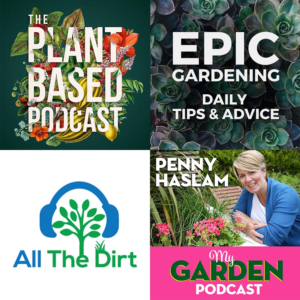 Best Garden Podcasts 2020