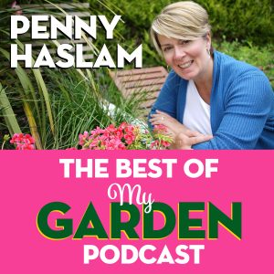 Best of My Garden Podcast - No.4 Most listened to gardening podcast episode