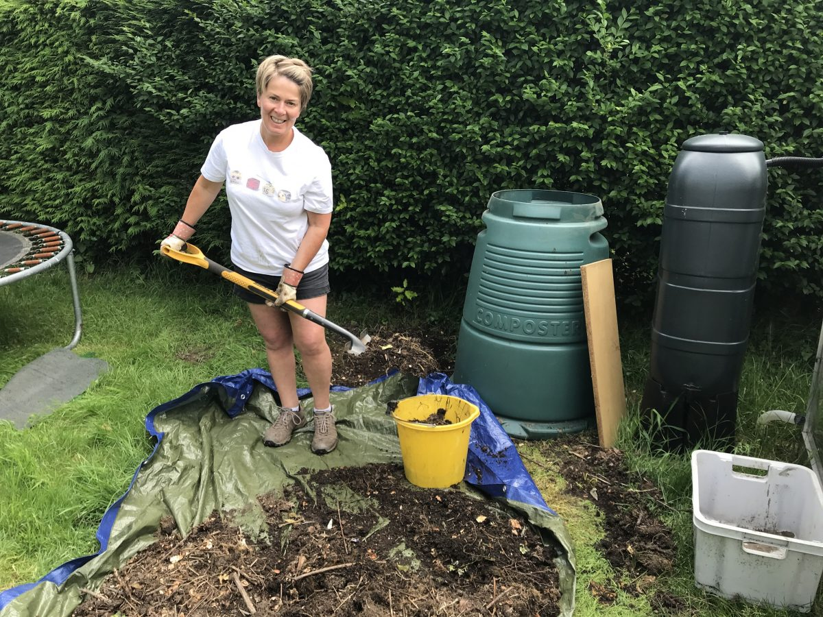 How to improve shop-bought compost